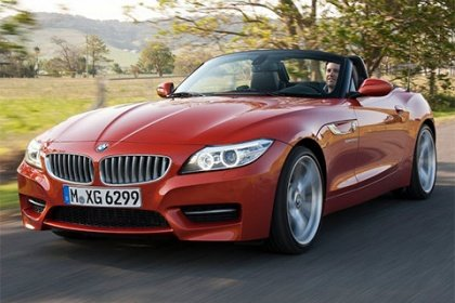 BMW Z4 sDrive35is sDrive35is