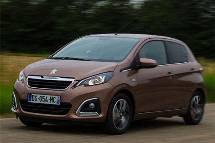 Peugeot 108 5dv. 1.0 VTi Active