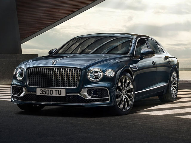Bentley Flying Spur - recenze a ceny | Carismo.cz