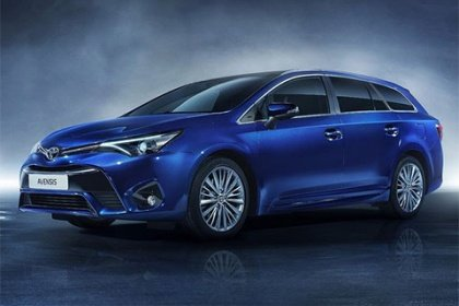 Toyota Avensis Touring Sports 1.8 Valvematic Multidrive S Active