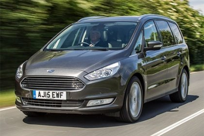 Ford Galaxy 2.0 TDCI/132 kW AWD Powershift Titanium