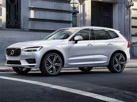Volvo XC60 - recenze a ceny   Carismo.cz