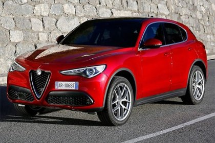Alfa Romeo Stelvio 2.2 Diesel/133 kW AT8 Super