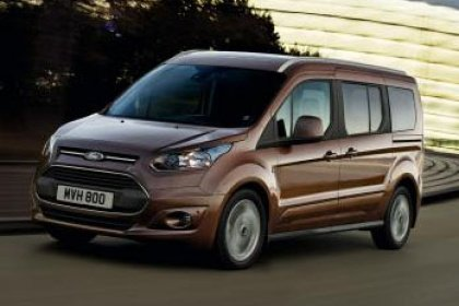 Ford Grand Tourneo Connect 1.5 TDCi/88 kW Powershift Titanium