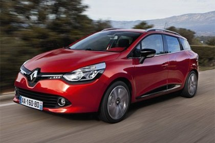 Renault Clio Grandtour 0.9 TCe Limited