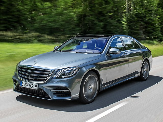 Mercedes-Benz S - recenze a ceny | Carismo.cz