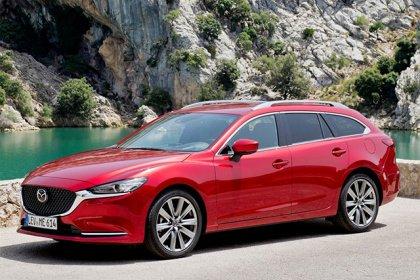 Mazda 6 Wagon 2.0 Skyactive-G 107 kW Challenge