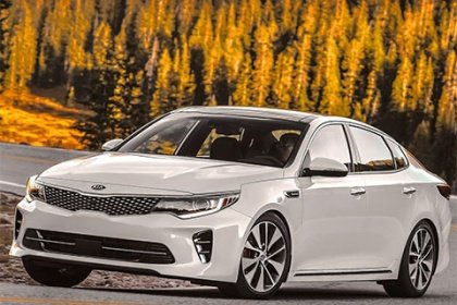 Kia Optima 1.7 CRDi/104 kW Exclusive Line