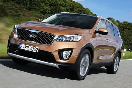 Kia Sorento 2.2 CRDi Exclusive