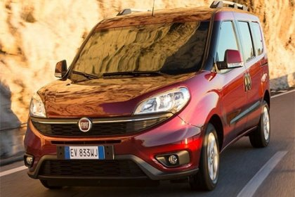 Fiat Dobló Panorama 1.6 MultiJet/88 kW Plus