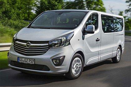 Opel Vivaro 1.6 CDTI 120 Combi+