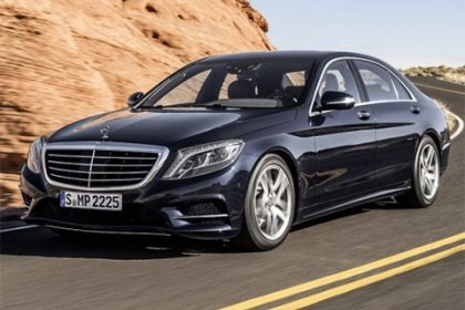 Mercedes-Benz S Long 350 d 4MATIC 300