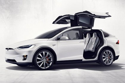 Tesla Model X 75D [414km] Standard