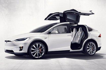 Tesla Model X Ludicrous P100D [537km] Standard