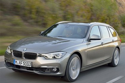 BMW 3 Touring 318d AT M Sport Shadow