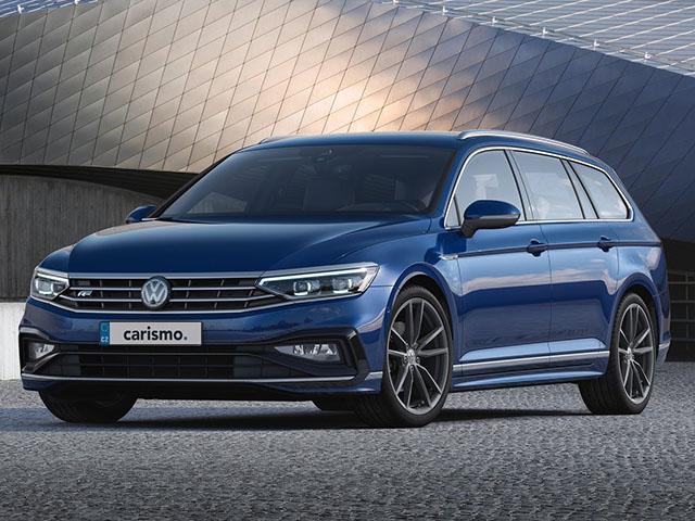 Volkswagen Passat Variant - recenze a ceny | Carismo.cz