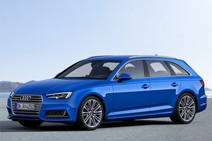 Audi A4 Avant 2.0 TFSI S tronic A4