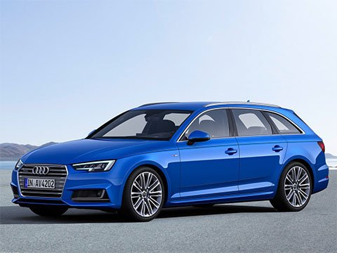 Audi A4 Avant - recenze a ceny | Carismo.cz