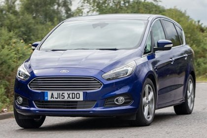 Ford S-MAX 2.0 TDCI/110 kW Titanium TOP Edition