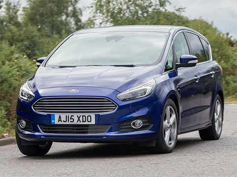 Ford S-MAX - recenze a ceny | Carismo.cz