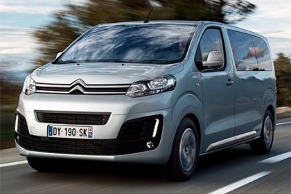 Citroën SpaceTourer Business 2.0 BlueHDi manual Varianta XS