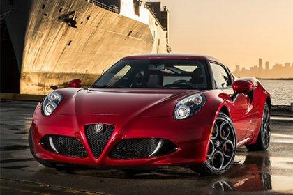 Alfa Romeo 4C 1750 TBi 4C Coupé
