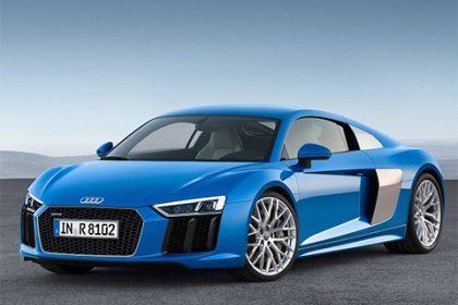 Audi R8 Coupe V10 V10 plus 5.2 FSI quattro Coupe V10 plus