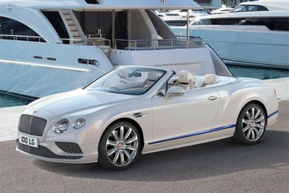 Bentley Continental Convertible GT V8 S Convertible GT